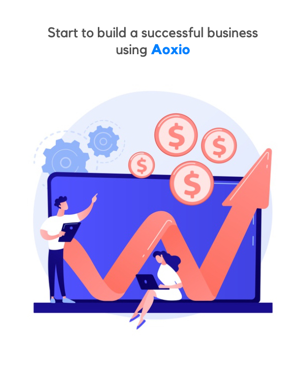 Aoxio - SaaS Multi-Business Service Booking Software - 3
